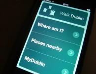 Jauna iPhone aplikācija palīdzēs orientēties Dublinā