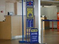 <em>Ryanair</em> apsver maksas par rokas bagāžu ieviešanu