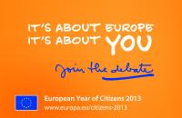"""Piedalies """"Diskusijā par Eiropas nākotni"""""""