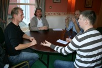 2013. gada Īrijas Zoles turnīra 1. kārta
