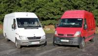 Kravu un paku pārvadājumi: Īrija – Latvija – Īrija