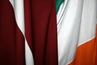 Darba vizītē Dublinā ieradusies Veselības ministre I. Circene