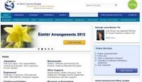 Sociālās aizsardzības departamentam uzlabota mājas lapa