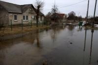 Ūdens līmenis Pļaviņās - 2,4 metrus virs plūdu robežas