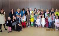 Māmiņdienas svētku koncerts Portlaoise skoliņā
