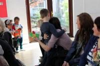 Mātes dienas svinības Galvejas skoliņā
