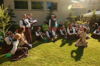 Krievijas latviešu kolektīvi uz Dziesmu un deju svētkiem ceļos bez maksas