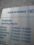 <em>Bank of Ireland</em> paaugstina klientiem dažādas nodevas