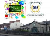 Bērnu un jauniešu centrs Limerikā atgriežas St.Philomena's skoliņas telpās!