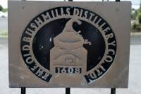 <em>Old Bushmills Distillery</em> - pasaulē vecākā viskija darītava