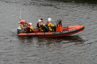 Foyle ezerā izglābti divi latvieši