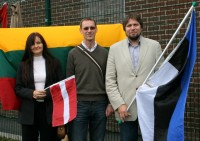 Baltieši aicināti vēlreiz pievienoties Baltijas ceļam, šoreiz - sociālajos medijos