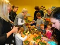 Korkas skoliņa aicina uz jaunā mācību gada pirmo nodarbību un Miķeļdienas gadatirgu