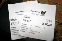Rīgā nedeklarētajiem sabiedriskā transporta biļete maksās dārgāk