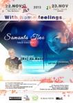 Samantas Tīnas koncerts Dublinā - ATCELTS