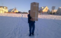 Ziemassvētku pārvadājumi – eutransport.lv