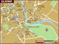 Kilkenny ieguvusi labākās tūrisma pilsētas balvu