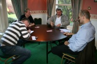 2013. gada Īrijas Zoles turnīra 4. kārta