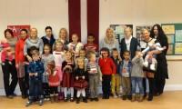 Latvijas godināšana Korkas skoliņā