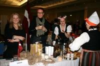 Vēstniecības darbinieki piedalīsies latviešu Ziemassvētku tirdziņā Durovā