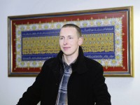 Īrijas musulmaņu vidū arī Oļegs no Latvijas
