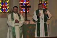 A.Eglītis un G.Dimants uzsāk kalpošanu LELB Latviešu draudzē Īrijā