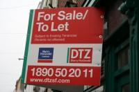 Gada laikā īres maksa Dublinā pieaugusi par 7,6 %