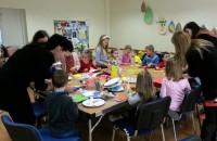 Tradicionālie Lieldienu prieki Korkas skoliņā
