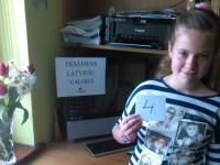 Latviešu valodas eksāmens un citas jaukas padarīšanas Charleville skoliņā