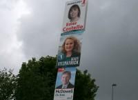 Eiropas parlamenta vēlēšanu rezultāti Īrijā