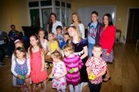 Mazie Dublinas dejotāji dodas vasaras brīvdienās