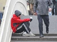 Dublinas bezpajumtnieku vidū izplatās galēja nabadzība