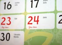 Dzīvesvietu ārzemēs deklarējuši 2584 Jāņi un 637 Līgas