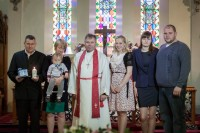 Luterāņu draudzē Vasarsvētki nosvinēti ar kristībām un iesvētībām