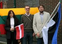 Vēstniecība aicina izveidot Baltijas ceļu Dublinā 23. augustā