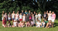 """Diasporas un reemigrējušie bērni tiekas nometnē """"Mana Latvija"""""""