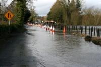 Met Éireann brīdina par iespējamiem plūdiem