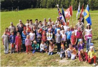 Tapis video sižets par vasaras nometnēm Latvijā