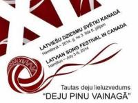 Kultūras ministre piedalīsies XIV Latviešu dziesmu svētkos Kanādā