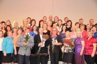 LBĪ kora diriģente papildina profesionālo izglītību
