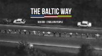 LI skaidro ārzemniekiem Baltijas ceļa nozīmi