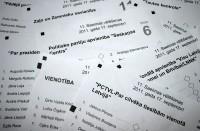 12. Saeimas vēlēšanas - balsošanas kārtība (video)
