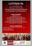Latvijai veltīts koncerts Limerikā