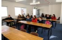 Uzsākts latviešu valodas mācību projekts Tullow vidusskolā