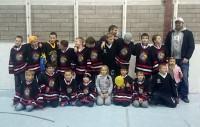 <em>Longford Hawks Juniors</em> izcīna otro vietu Charity Shield turnīrā inline hokejā