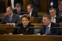 Apstiprināta jaunā Latvijas valdība