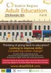 Pieaugušo izglītības gadatirgus Dublinā