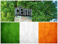 Cēsu novada pašvaldības delegācijas tikšanās ar cēsniekiem Īrijā