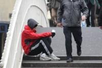 Dublinas bezpajumtnieku vidū - arī Latvijas valstspiederīgie