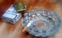 Plāno aizliegt cigarešu tirdzniecības automātus